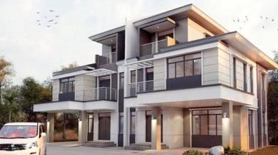 [0 Downpayment] Cyberjaya 3 Storey Semi-D Landed Link Villa Terrace FH