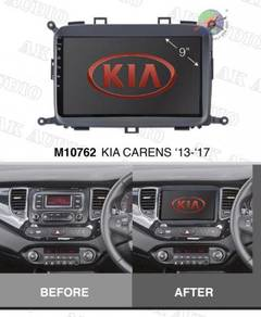 Kia carens 13-17 9* android player 1+16g ips