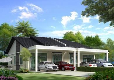 Direct Pemaju : Rumah Semi D 47x59 FULL Loan Setia Alam Klang kapar