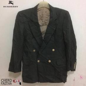 CRFT1447 burberry's coat blazer baju kot