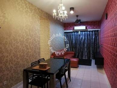Monte bayu condo fully furnished antara Cheras , Kuala Lumpur, Ampang