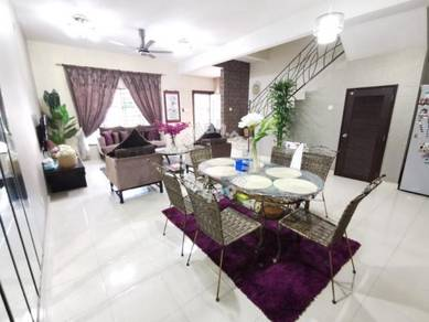 BELOW MARKET: Bandar Dato Onn / Double Storey Terrace House (G&G)