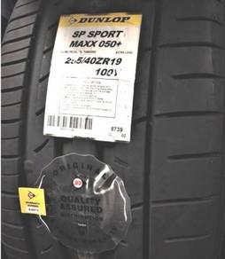 Tayar Dunlop Sport Maxx 050 + 255 40 19 Tyre 2020