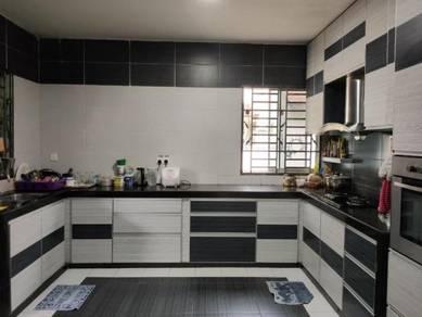 Taman Mutiara Rini Double Storey Corner House