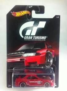 Hotwheels Gran Turismo Nissan Skyline GT-R (R32)