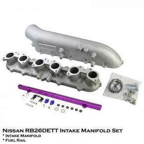 R32 R33 R34 RB26 Intake Manifold Fuel Rail Skyline