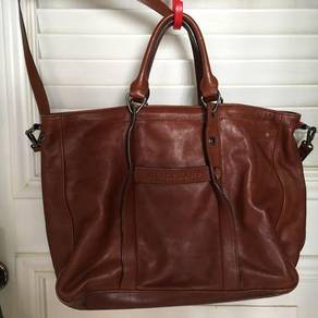 LongChamp Leather Slingbag