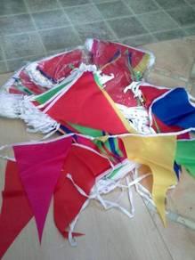 Triangle Flagline