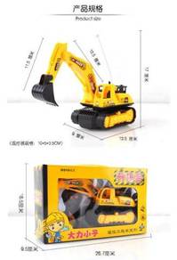 Construction Excavator with Remote Control