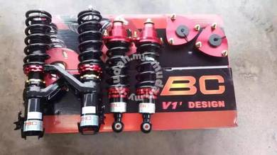Bc v1 adjustable hilow bodyshift honda civic 1.7