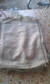 Guni kain terpakai untuk sukan