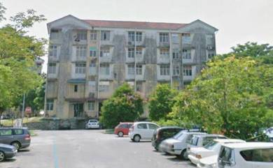 Rista Villa Apartment Putra Perdana Puchong