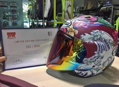 Helmet Arai RAM IV ORIENTAL RED