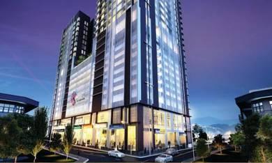 [ Cash Back RM160k ] 0% DownPayment & Low Density Near Desa Park City
