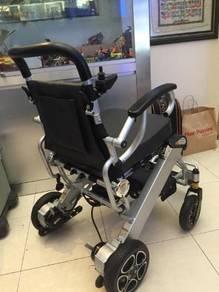 Foldable Electric Wheelchair / Kerusi Roda Electri