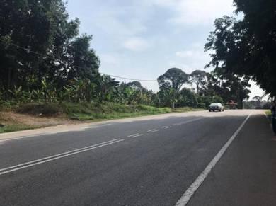 Land at Main Road Jalan Sialang, Tangkak
