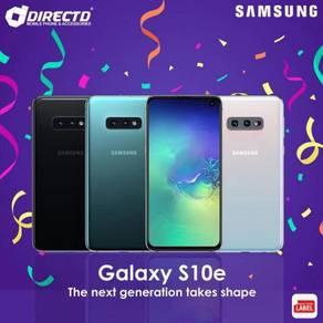 SAMSUNG Galaxy S10E (6GB RAM/IP68/5.8