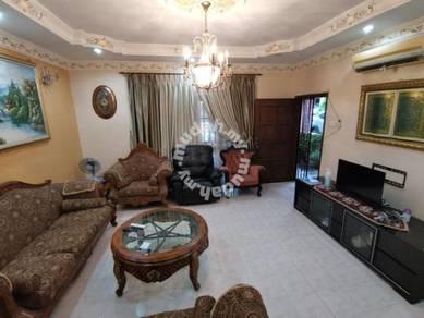Double Storey House Pusat Bandar Putrajaya Presint 16