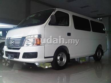 Nissan Urvan 3.0cc (NEW) airport