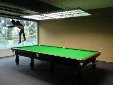 Reconditioned Full Size Snooker Table