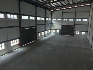 Meru , Kapar , Klang , Semi D Factory