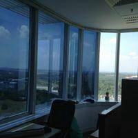 Tinted tingkap rumah / office