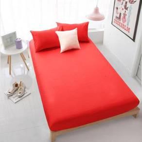 IKEA Inspired [Bed Sheet Only] Plain Mattress