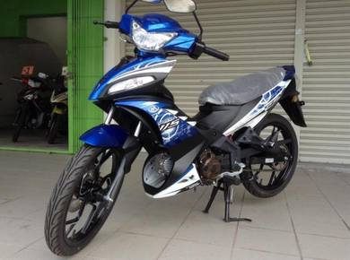Modenas ct115s  -new (accept online apply)