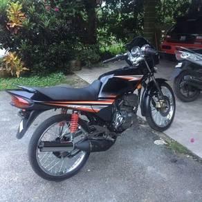 2003 Yamaha RXZ