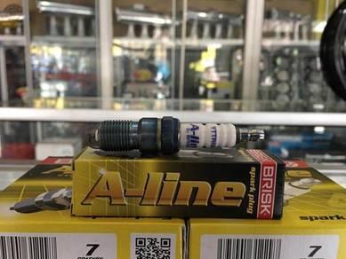 Brisk A LINE spark plug