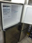 0% GST New Mitsubishi 2 Door Refrigerator Black