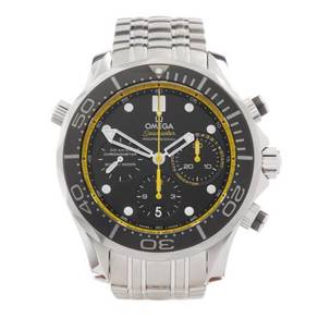 Omega Seamaster Chronograph Stainless Steel