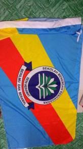 Benderaprint flag custom made terbaik