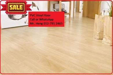 PVC Vinyl Floor - With Install fd344