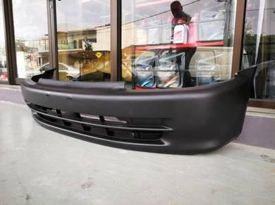 Honda Civic EG Front Bumper PP Material Bodykit