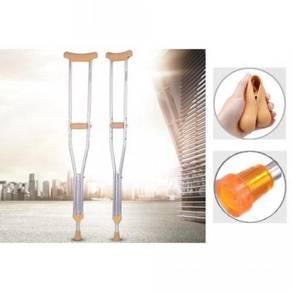 Armpit crutches / tongkat 09