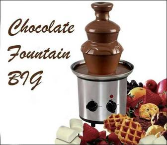 Chocolate fountain big(02)