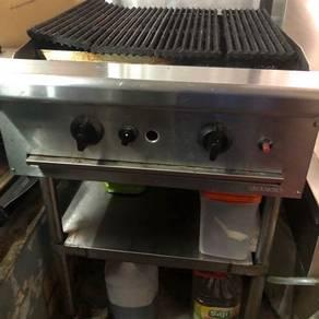 Dapur grill batu