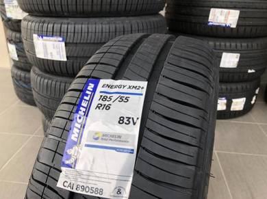 Tayar Baru 185 55 16 Michelin Energy XM2+ Plus new