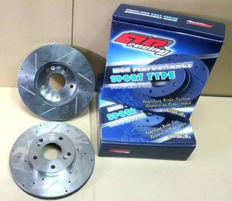 AR Racing Disc Rotor For Honda HR-V Year 15-20
