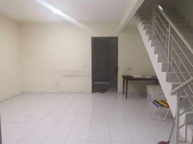 Double Storey Terrace House FOR RENT Taman Nusa Bayu Nusajaya