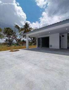 Single Storey Corner House Taman Puteri Wangsa
