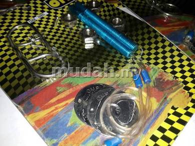 OMP sparco bonet pin kit lock