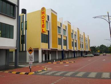 Shop lot, Kuala Selangor Taman sri penampang