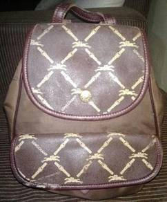 Backpack Authentic Longchamp