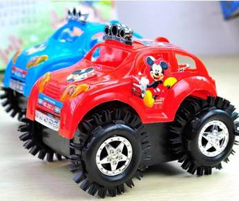 Mickey Mouse Toy Car