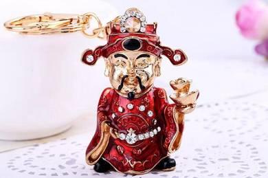 Key Chain (Cai Shen)