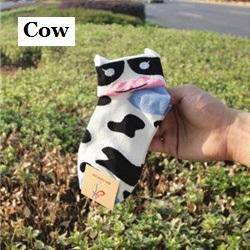 Sock/Cow/Adult