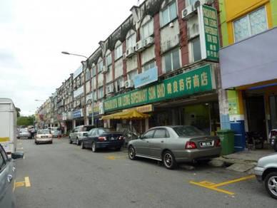 3-Storey Shop lot at Setapak Indah Danau Kota near Setapak Sentral KL