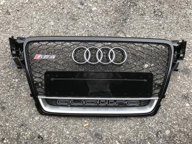 Audi A4 RS4 grille Audi B8 RS4 grille RS4 bodykit